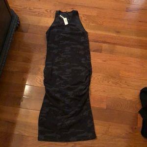 Monroe camo dress NWT!!!